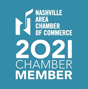 2021 Nashville Chamber digital decal