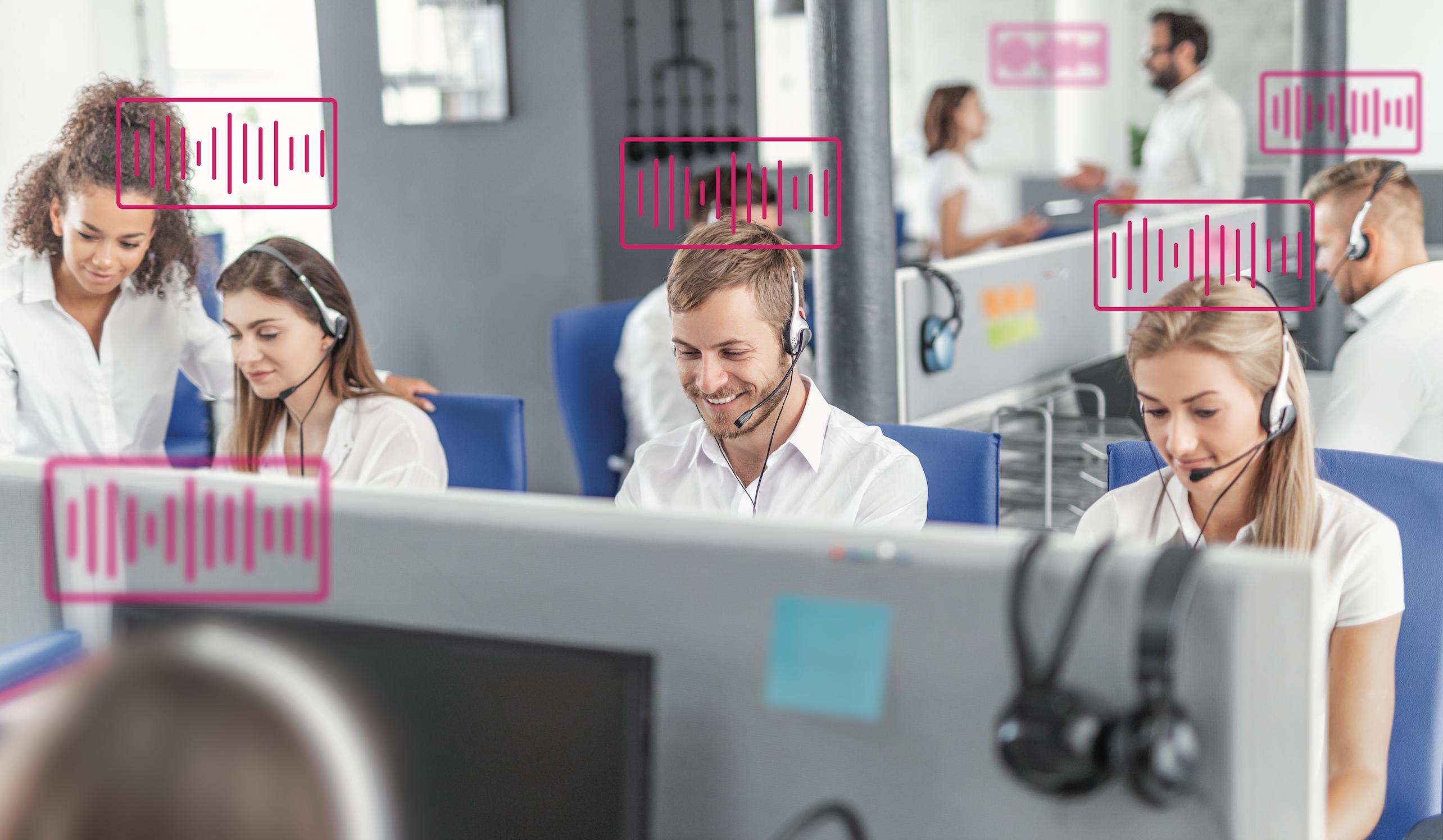 Sound Masking Enhances Call Quality for Fortune 500 Insurance Company Case Study