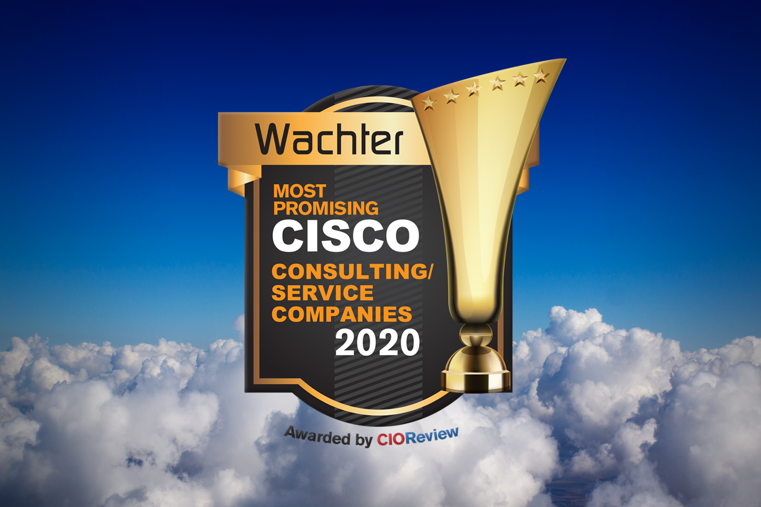 Wachter Shines as a Most Promising Cisco Consulting & Service Company