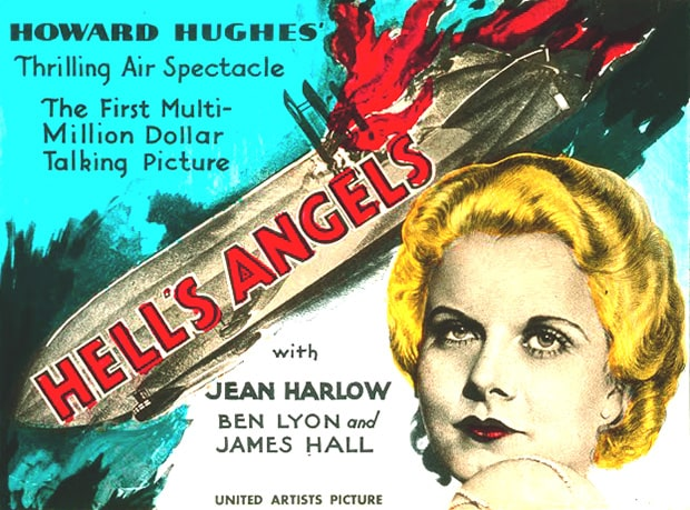 Hell's Angels movie poster