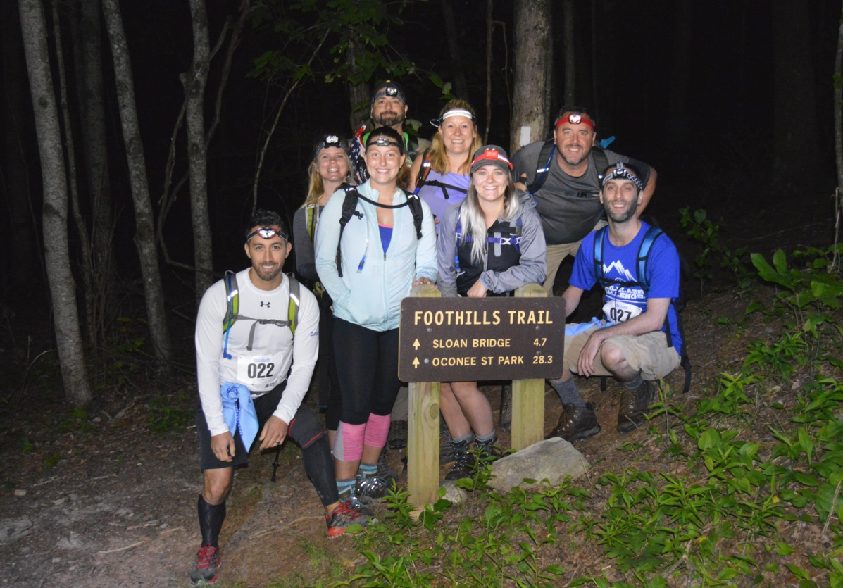 Wachter Warriors Endure 28.3 Mile Hike to Support Make-A-Wish Foundation