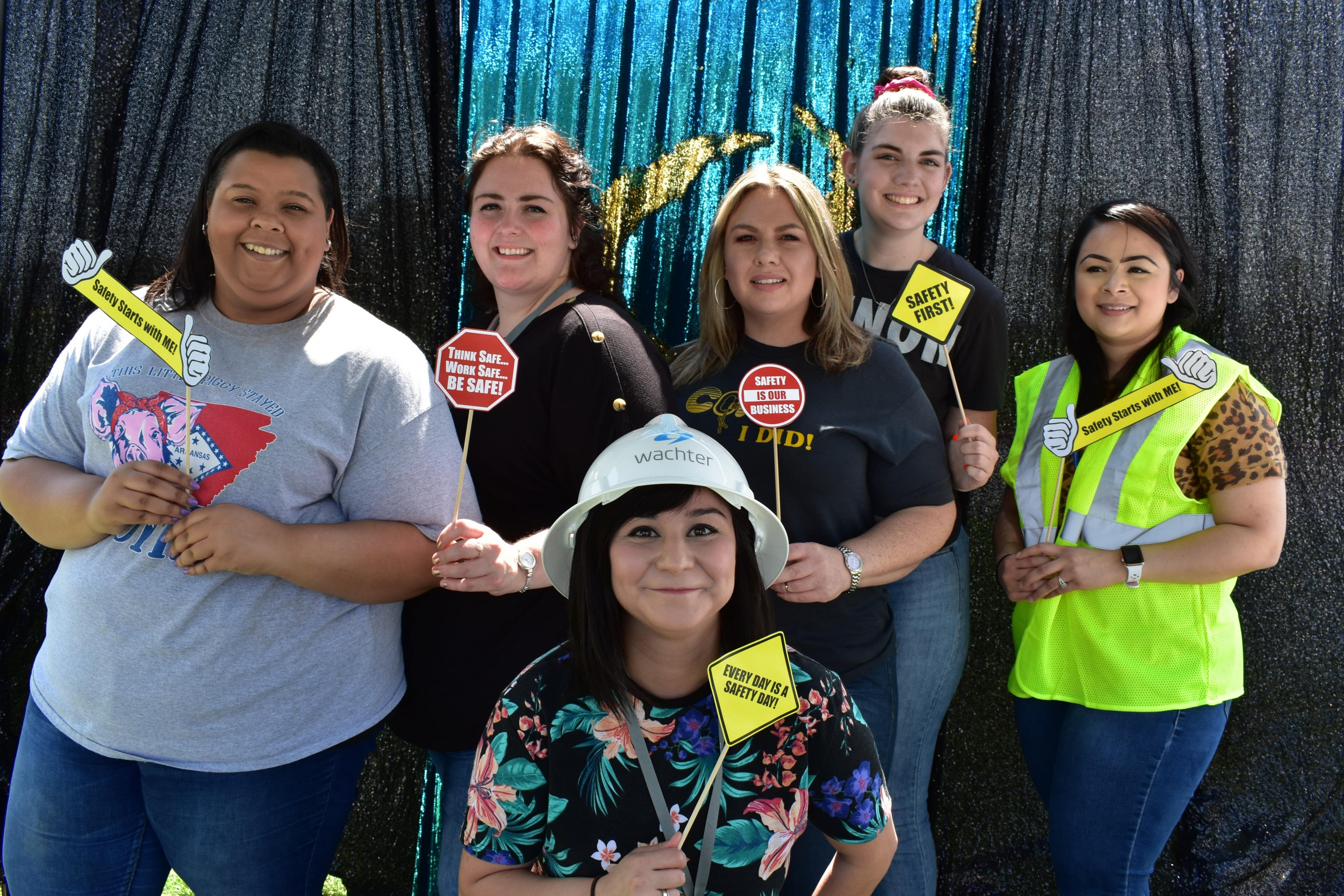 Wachter Employees Safety Picture Booth