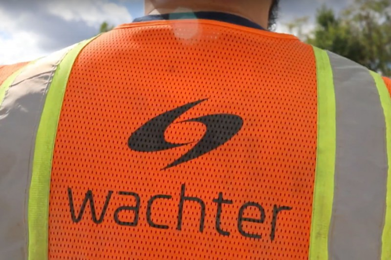Wachter is committed to job safety