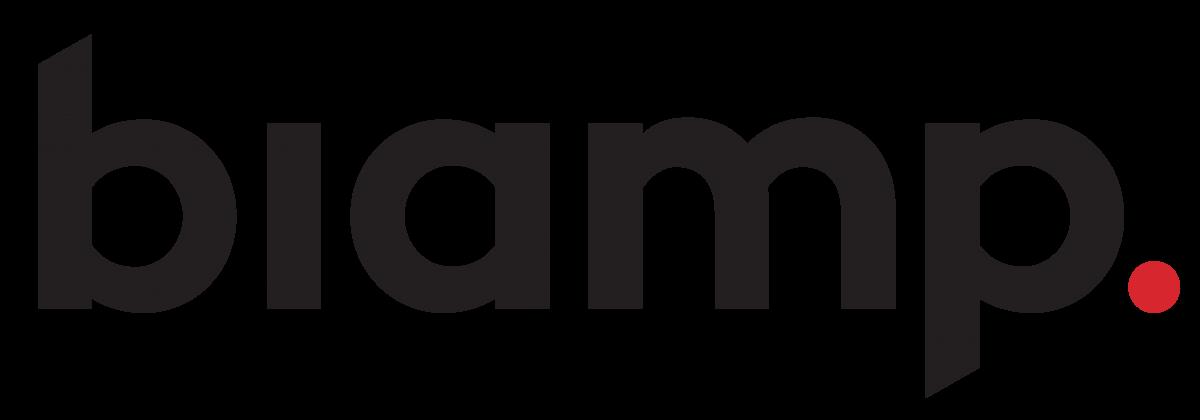 biamp AV partner logo