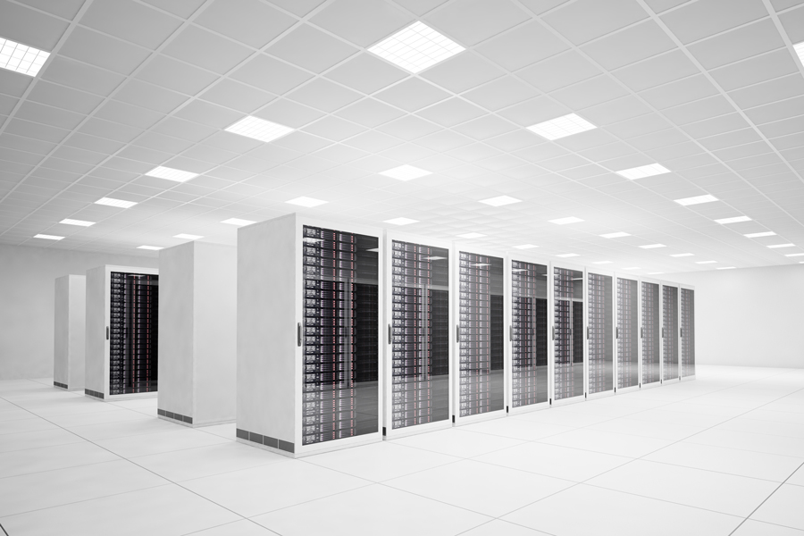 Global Colocation Center for Fortune 500 Retailer